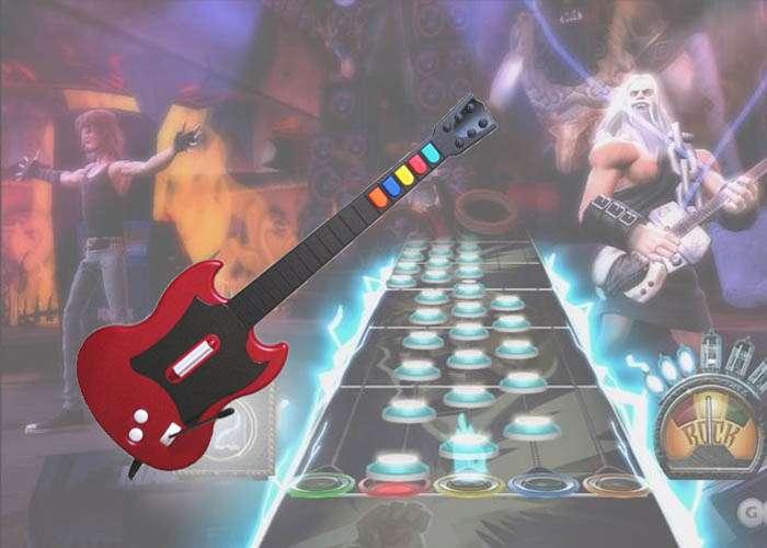 guitar-hero-guitarra-escena-juego
